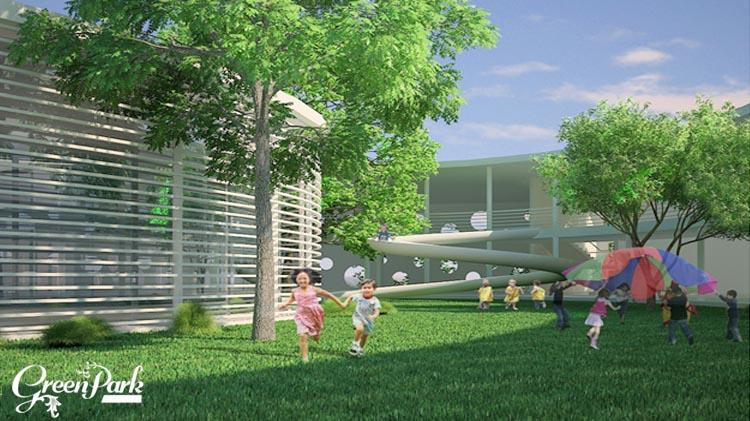 khu-vui-choi-tre-em-viet-hung-green-park
